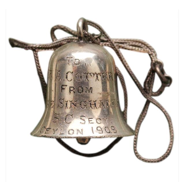 Albert 'Tibby' Cotter's Singhalese Bell