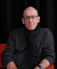 Photograph of Australian author Morris Gleitzman